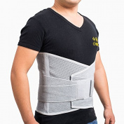 Medical High Back Brace Waist Belt Spine Support Breathable Lumbar Corset Orthopaedic Back Support LJ409