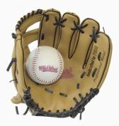 Midwest Junior Baseball Glove & Ball Set