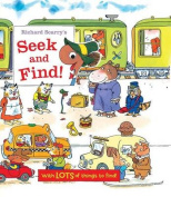 Richard Scarry's Seek and Find! [Board book]