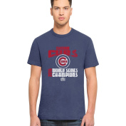 '47 Brand Chicago Cubs 2016 World Series Champions MLB T-Shirt