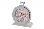 Escali AH01 NSF Listed Oven Thermometer, Silver