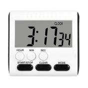 Digital Kitchen Timer, VICTHY Large Display, Big Digits, Loud Alarm, Cooking Timer Clock