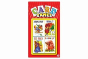 CHILDREN'S PLAYING CARDS - FOUR PACK by KandyToys