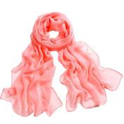 Chiffon Girls Women Long Soft Thin Ninasill Wrap