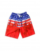 WES AND WILLY STARS AND STRIPES TRUNK TODDLER