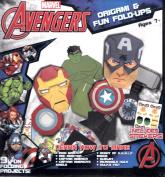 Marvel Avengers Origami