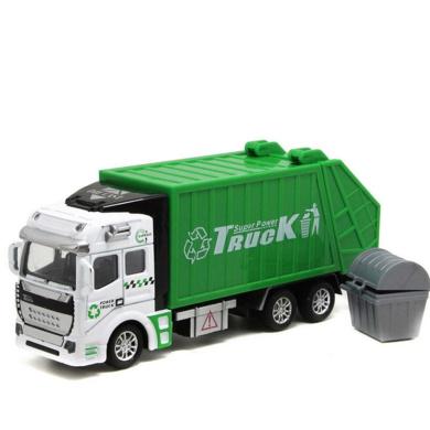 Gotd 1:48 Back In The Toy Car Garbage Truck Toy Car A Birthday Present