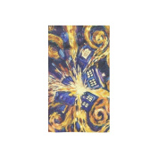 Lilei Exploding Tardis Custom Towel Bath Towel 41cm x 70cm One Side