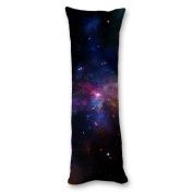 Yiuejiu Galaxy Body Pillow Cover Decorative Pillowcase 50cm x 140cm