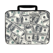 Dollars Money Insulated Lunch Bag