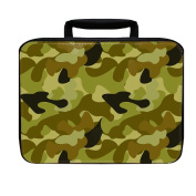 Camouflage Design Insulated Lunch Bag