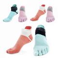 Super Grip Yoga Socks – 3 Pack - Cotton Toe Active Socks Pilates & Pure Barre Non Slip Superior Grips for Women's & Girls