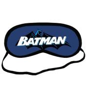 Custom Batman Sleeping Mask, Comfortable Soft Cotton Shading breathable Sleeping Aids Eye Mask Cover Travel & Work Rest