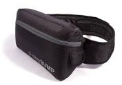 slumberBUMP Positional Sleep Belt for Snoring and Sleep-Disordered Breathing, Black/Grey