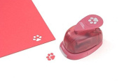 Vaessen Creative Collection 5/8 Inch, 1.5 cm Picture Punch Dog Paw
