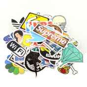 StillCool Still stickers for Skateboard Snowboard Vintage vinyl sticker graffiti Laptop Luggage Car Bike Decals