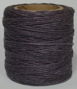 Maine Thread - .100cm Lilac Waxed Polycord. 60m each. Includes 2 spools.