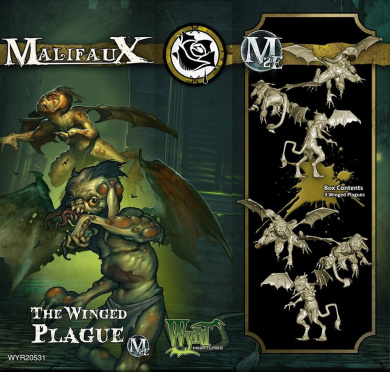 Malifaux: Outcasts - The Winged Plague