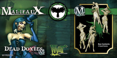 Malifaux: Resurrectionists - Dead Doxy
