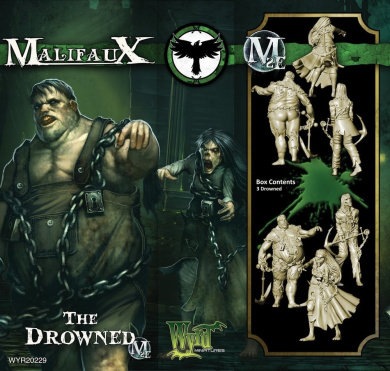 Malifaux: Resurrectionists - Drowned