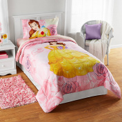Disney Princess Belle Kids Girls Bedding Reversible TWIN/FULL Comforter