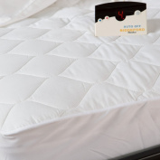 Biddeford Automatic Heated Quilted Mattress Pad White Colour, Full Size