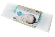 Harlow's Earth PortaCrib Waterproof Mattress Cover- Toxic Gas Shield For Safe Sleep