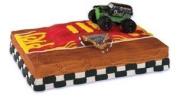 Monster Jam Grave Digger Truck Cake Topper by Cake Decorating