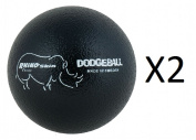 Champion 15cm Rhino Skin Dodgeball Playground Ball Durable Great For Kids