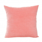 DEESEE(TM) Cotton Corduroy Cushion Cover Decorative Sofa Home Throw Pillow Case