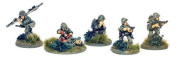 Usmc Hq Military Miniatures by Bolt Action