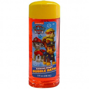 Paw Patrol Barking Berry Bath Fun Bubble Bath 240ml! Featuring Chase, Marshall and Rubble!