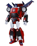 Transformers masterpiece MP26 road rage robot mode