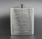 Woooow® Hip Flask Pocket Flagon Stainless Steel Flask, 210ml