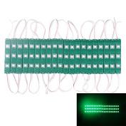String Lights , 12W 1125LM 180 Degrees Green Light 20 x 3-LED SMD 5050 Module Light Strip, DC 12V