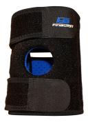 FinBurst Knee Brace - First Class Reinforced Support for ACL, MCL, Meniscus, Arthritis & more
