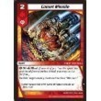 Kaijudo TCG - Comet Missile (107) - Rise of the Duel Masters by Kaijudo: Rise of the Duel Masters