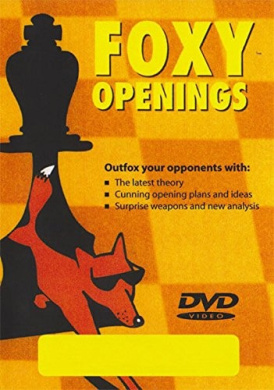 FOXY OPENINGS - VOLUME 71 - 20 Deadly Sicilian Shockers Chess DVD