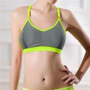 MChoice Women Girl Sexy Workout Yoga Clothing Sports Bra
