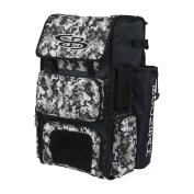 Boombah Superpack Baseball / Softball Bat Backpack - Holds 2 Bats - Camo Series - 20 Colour Options - Backpack Version