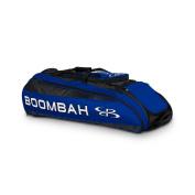 Boombah Beast Baseball / Softball Bat Bag - 100cm x 36cm x 33cm - Black/Royal Blue - Holds 8 Bats, Glove & Shoe Compartments