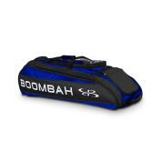 Boombah Beast Baseball / Softball Bat Bag - 100cm x 36cm x 33cm - Royal Blue/Black - Holds 8 Bats, Glove & Shoe Compartments