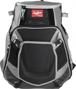 Rawlings Sporting Goods Velo Back Pack Grey
