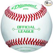 Diamond Official League Duracover DBX Baseballs
