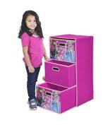 Disney Frozen Foldable 3-Drawer Storage Organiser by Disney
