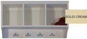 Cubby Shelf With Hooks 0.9m