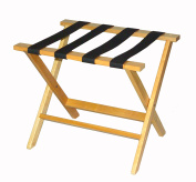 CSL 0LR-100L-1 Wood Luggage Rack