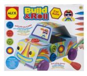 ALEX Toys Craft Build & Roll Car by ALEX Toys