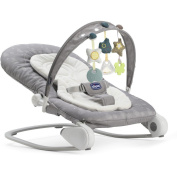 Chicco Hoopla Baby Bouncer - Stone