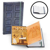 Underground Toys Doctor Who Journal - Mini Dr. Who Weeping Angel & River Song Diary, 3.5 x 5.5 by Underground Toys